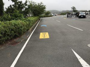太平洋岸自転車道大磯区間プリンスホテル前