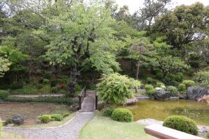旧吉田茂邸池3