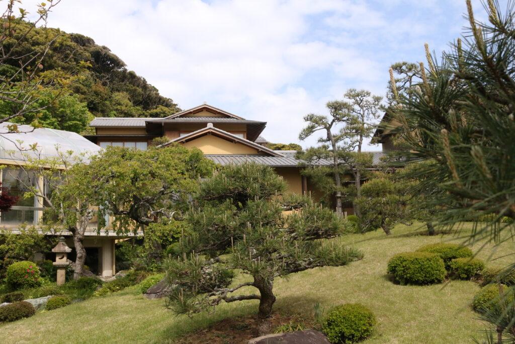旧吉田茂邸2